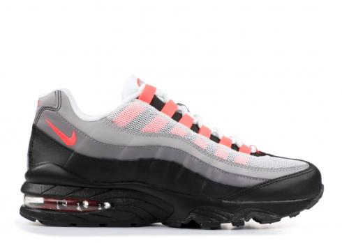 Nike Air Max 95 GS Gunsmoke Black Red Solar 905348 013