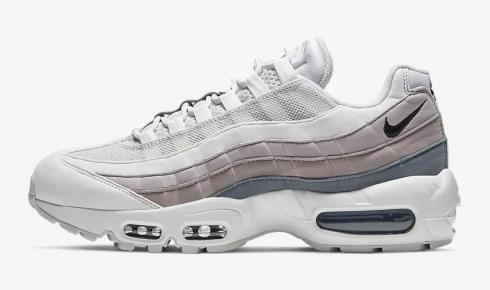 autumn shoes shop best sellers new high Nike Air Max 95 Vast Grey Summit White Violet Ash Oil Grey 307960-022