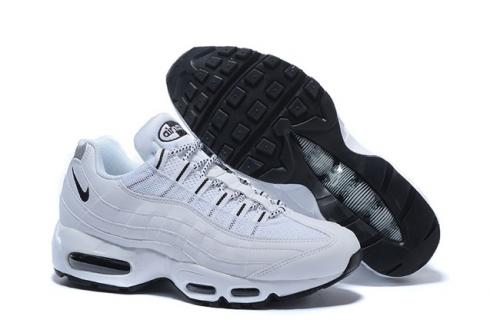 Nike Air Max 95 White Black OG QS Running Shoes 609048 109
