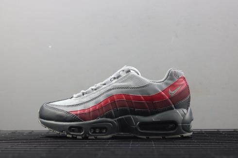 Nike Air Max 95 Essential OG Running Shoes Red White Black Men Shoes 749766 025