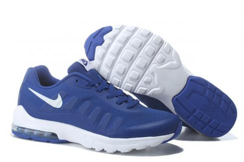 beauty recognized brands check out Nike Air Max Invigor Men Training Running Shoes NIB Royal Blue White  749680-410