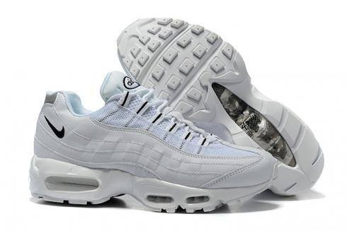 Nike Air Max 95 White Black OG QS Stussy Men Shoes 609048 109
