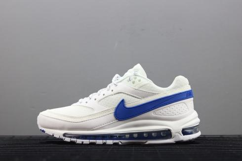 estar impresionado Cinco vela  Nike Air Max 97 BW X Skepta Summit White Hyper Cobalt AO2113-100 - Sepsport