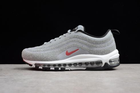 low priced 003e2 81c5d Nike Air Max 97 LX Swarovski Crystals Silver Bullet 927508-002