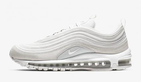Nike Air Max 97 Premium Platinum Tint White Pure Platinum Summit White 917646 008