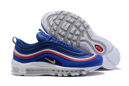 Nike Air Max 97 Se Royal Blue White Red Ar5531 403 Sepsport