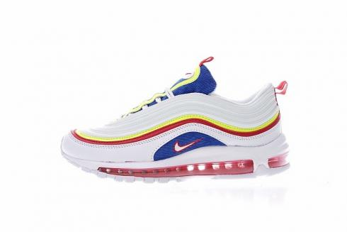 Nike Air Max 97 Ultra 17 Se Undefeated Black Gorge Green White Speed Red 924452 011 Sneaker Men's Running Shoes #924452 011