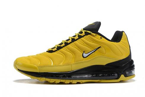 Nike Air Max 97 Plus Yellow Black Sneakers Sepsport