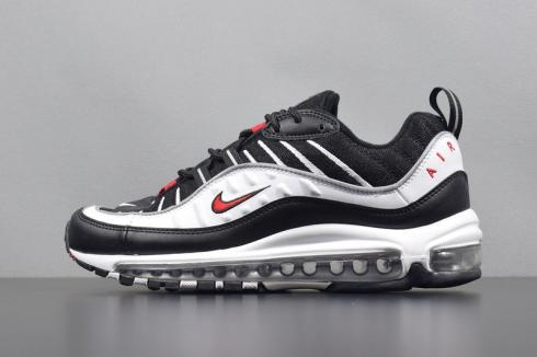 04e9967150 Prev Nike Air Max 98 OG 3M White Black Red Glow Grey Varsity 640744-109