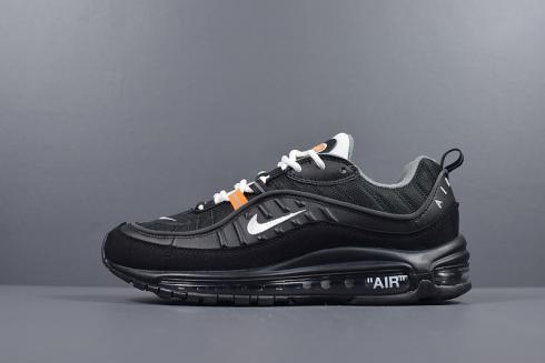 486177637b Nike Air Max 98 OG 3M White Black Red Glow Grey Varsity 640744-109 ...