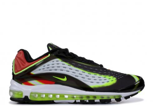 Nike Air Max Deluxe Volt Habanero Red AJ7831-003
