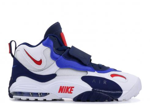 Nike Air Max Speed Turf Obsidian Gym Red White Game Royal 525225-401