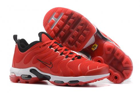 NIKE AIR MAX PLUS TN ULTRA 3M red reflective running shoes 898015 600