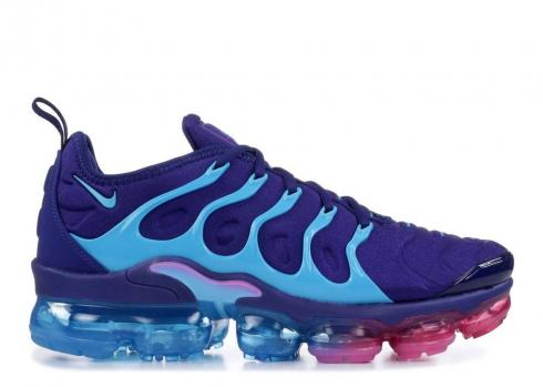 pink and purple vapormax plus