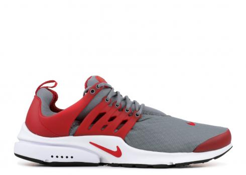 50% price cheap sale look out for Nike Air Presto Essential Gym Grey Black White Red Cool 848187-008