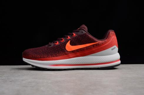 Nike Air Zoom Vomero 13 Dark Red White 922908 600