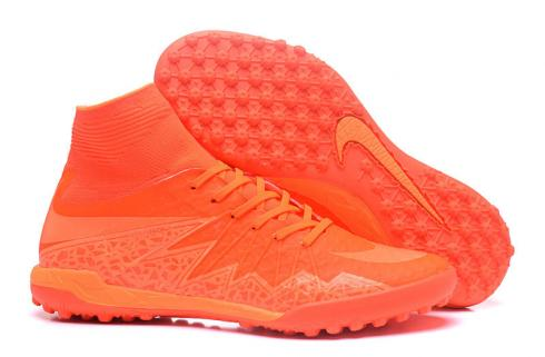 Nike Hypervenom Phantom II TF FLOODLIGHTS PACK All Orange Football Shoes