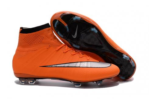 Nike Mercurial Superfly FG Mango Soccer Cleats 641858-803