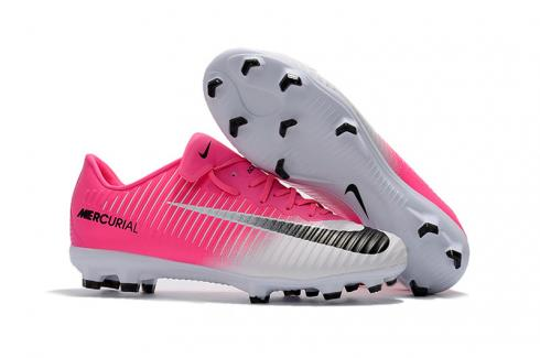 purchase cheap c4c5b 8311d NIke Mercurial Superfly V FG The 11 generation of Assassins low roseo black  football shoes