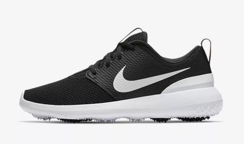 Nike Roshe G Golf Shoes Black White AA1851-002
