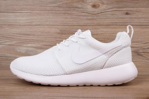 Nike Roshe One White Anthracite sneakers Pure 511881 112