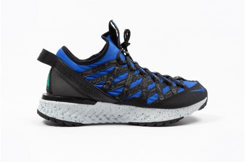 Nike ACG React Terra Gobe Hyper Royal Blue Black Lucid Green BV6344-400