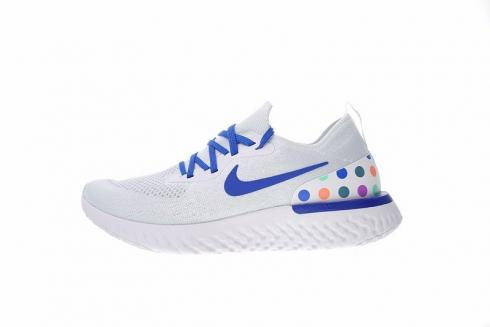 Nike Epic React Flyknit ID Wave Point