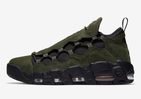 Nike Air More Money US Dollar Green Black AJ7383 300