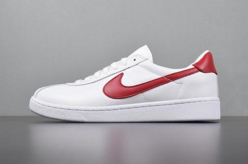 Nike Bruin QS White Red Classic Shoes