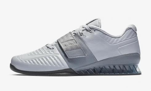 Nike Romaleos 3 XD Wolf Grey Black Cool Grey AO7987-010
