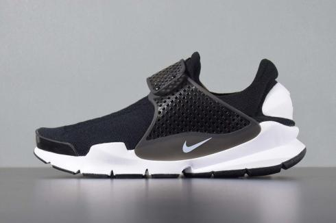 new concept 5cb24 e22a0 Supreme x Nike Sock Dart White Red Lifestyle Shoes 819686 ...