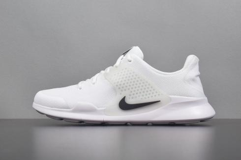 Nike Sport Criterion Arrowz White Black Reflective Sneakers 902813 101
