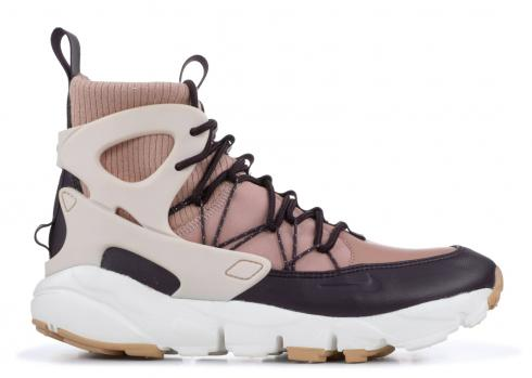Nike Womens Air Footscape Mid Particle Pink AA0519-600
