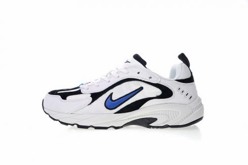 Nike Xccelerator 2001 White Royal Blue Black Retro Casual Daddy Shoes 307491 063