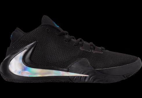 Nike Zoom Freak 1 Black Iridescent Multi Color Photo Blue BQ5422 004