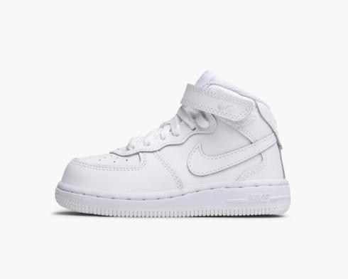 Kids Nike Air Force 1 Mid WB Pink Rose 314197 8300 For Sale