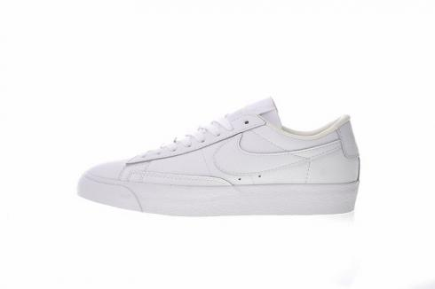 best service 90032 4cd79 Nike SB Air Zoom Blazer Low White Casual Shoes AA3961-104