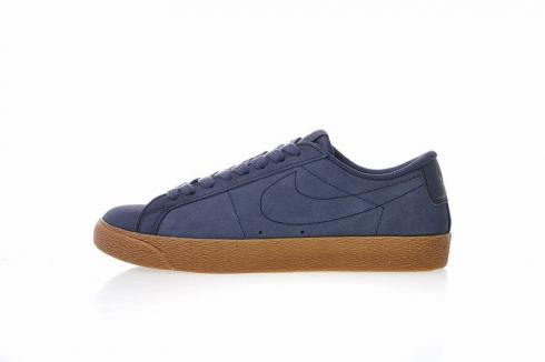 new arrival a1a5d 5eaee Nike SB Zoom Blazer Low White Gum Brown 864347-100 - Sepsport