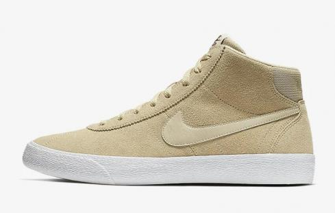 Nike SB Bruin High Desert Ore Barkroot Brown Gum Yellow 923112-202