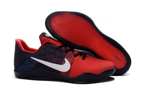 c148e899052b Prev Nike Kobe 11 Elite Low All Star Dark Blue Red Men Basketball Shoes  822675