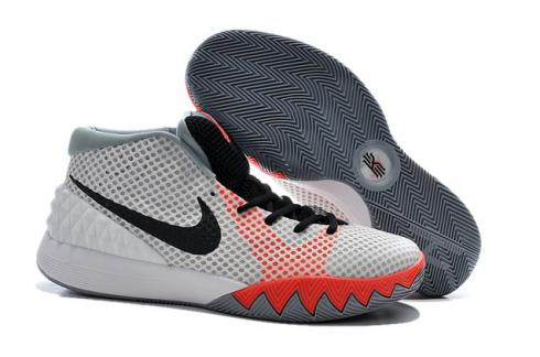 uk availability 22f3c 1f800 Prev Nike Kyrie 1 EP Men Basketball Shoes White Black Dove Grey Infrared  705278 100