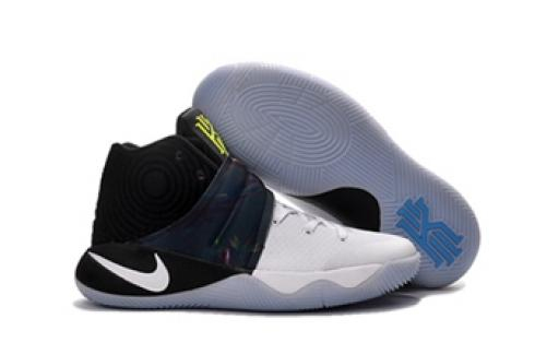newest 4c98f c75d5 Prev Nike Kyrie II 2 Parade Black White Shoes Basketball Sneakers 819583-110