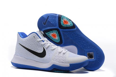 dee481d864c Nike Zoom Kyrie 3 EP White Black Blue Men Shoes - Sepsport