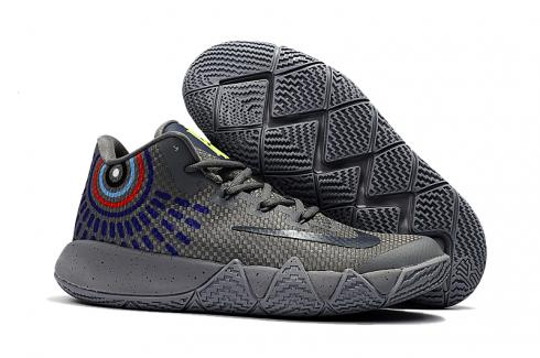Nike Kyrie 4 Men Basketball Shoes Wolf