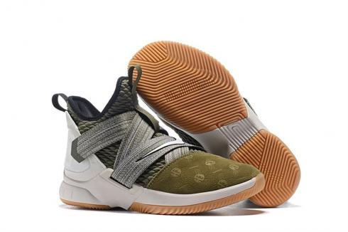 Nike Zoom Lebron Soldier XII 12 Army