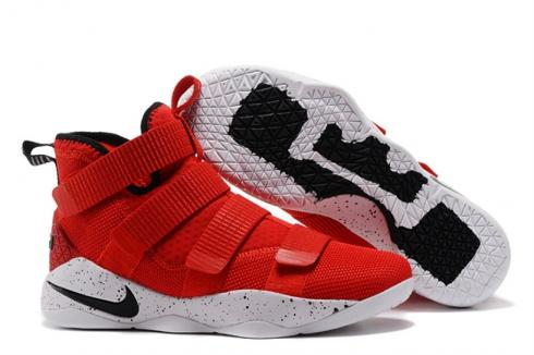 384959dd20cb Nike Zoom Lebron Soldier XI 11 EP White Pink 897644-102 - Sepsport