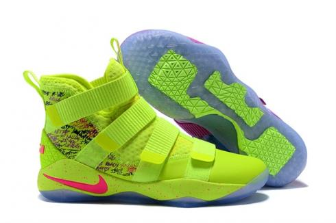 Nike Zoom Lebron Soldier XI 11 What The