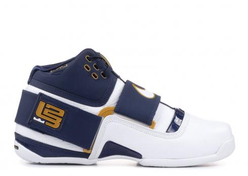 Nike Zoom Lebron Soldier 1 Ct 16 Qs 25 Straight Think 16 Navy White Midnight AO2088-400