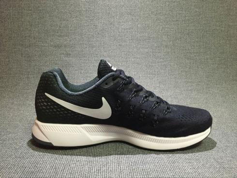 4c5286ee00e1 Prev Nike Air Zoom Pegasus 33 Running Training Shoes Black White 831352-001