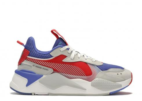 Puma Rs-x Toys Transformers Optimus Prime Blue High Dazzling Red Risk  370728-01